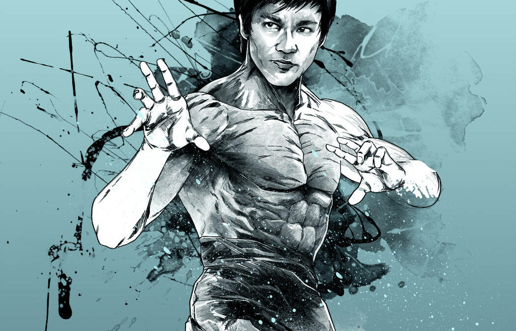 Unleash Creative Freedom by Expressing Yourself 100% Authentically ft. Bruce Lee